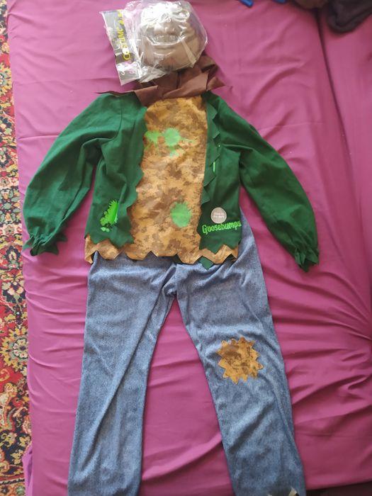 Карнавальный костюм тыква goosebumps Хеллоуин. 7-8 лет Запорожье - изображение 1