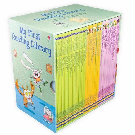 OKAZJA! Książeczki dla dzieci po angielsku, My first reading library