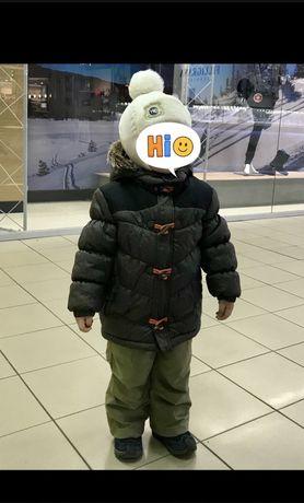 Куртка зимова Minoti. Ідеал.