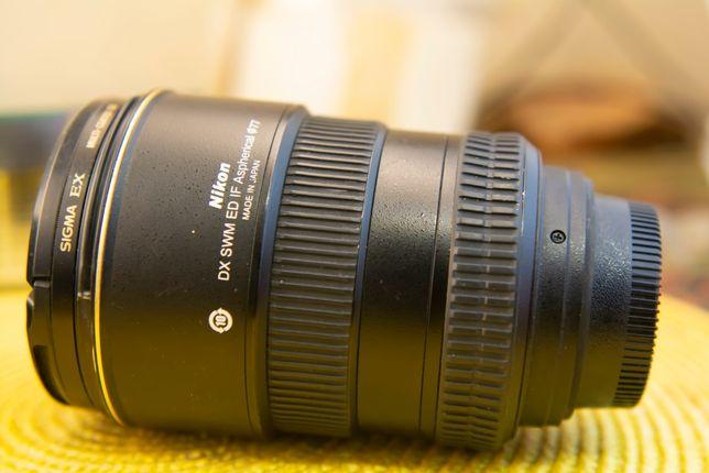 Объектив Nikkor 17-55mm f 2.8 G ED.