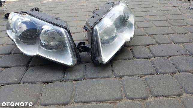 Lampa przednia VW Passat b6 Xenon Prawa