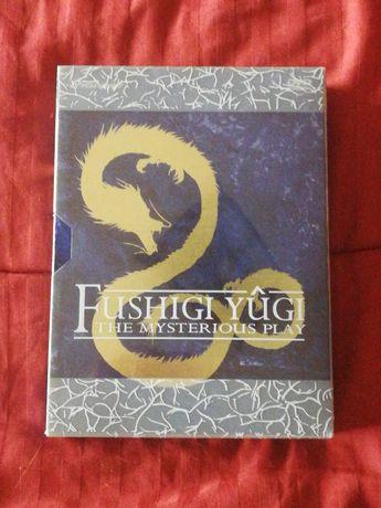 DVD anime parte 1 oficial Fushigi Yugi