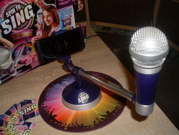 Ruletka Talentów,SPIN TO SING