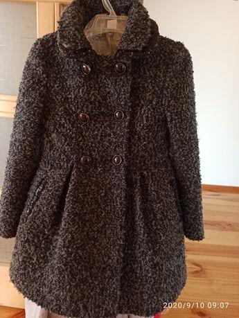 Дитяче пальто 7-8 років