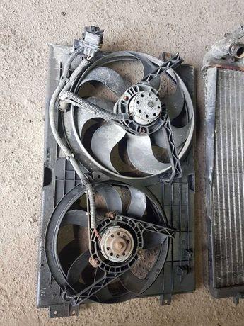 Вентилятор охлаждения кондиционера Seat Leon сеат леон