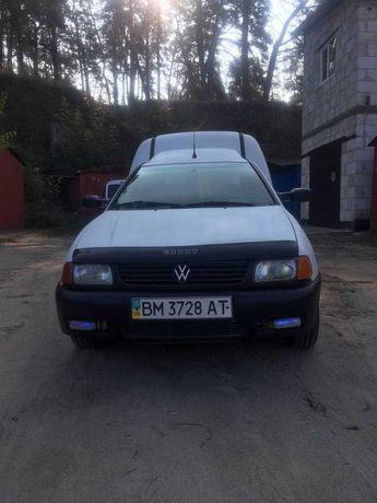 Грузовой пикап Volkswagen Caddy 1.9