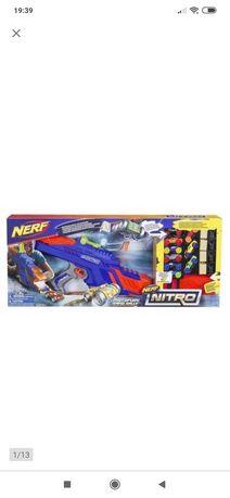 Nerf Hasbro C0787 Wyrzutnia Nitro Motofury Rapid
