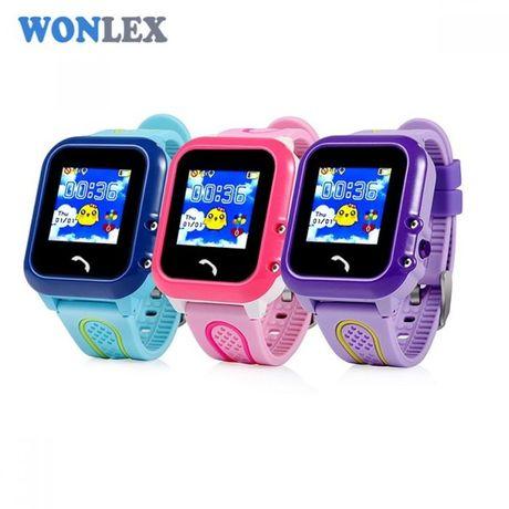 Детские смарт часы с влагозащитой(IP67) GW400E. Smart baby watch.