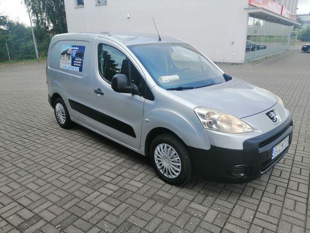 Zadbany Peugeot Partner*1.6 HDI *KLIMA*Elektryka*2010 rok*VAT-1