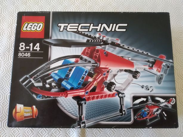 Caixa Lego Technic Helicóptero