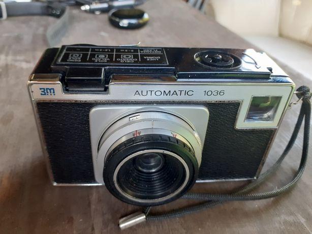 Aparat  fotograficzny na klisze