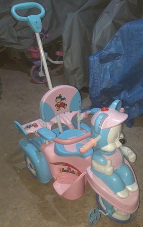 Rowerek dziecięcy trzy kołowy