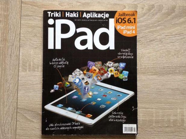 iPad tricki haki aplikacje ,nr 1 / 2013 miesięcznik czasopismo