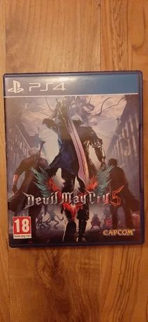 Devil May Cry 5 PS4 PL
