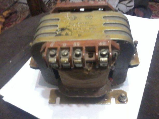 Трансформатор - 220В -  5В, 36В, 42В