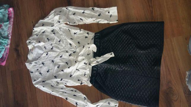 Koszula/bluzeczka/spodniczka