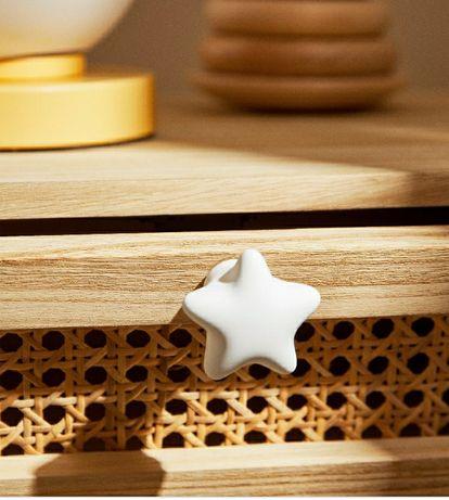 Мебельные ручки звездочки Zarahome 8шт