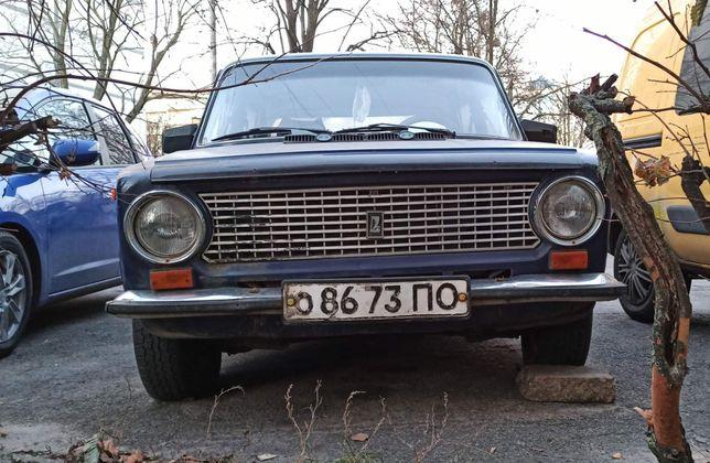 Продам ВАЗ 2101, 1974 года выпуска по техпаспорту