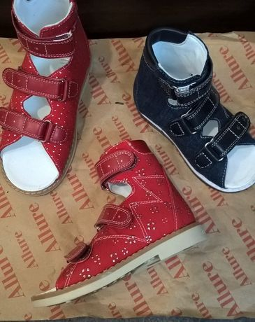 Новые Ортопедические босоножки обувь Allure 695 грн