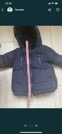Поодам куртку Zara размер 3/4 года! Состояние идеал!