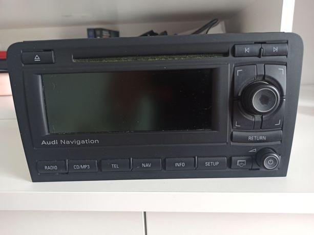 Radio audi a3 bns 5.0