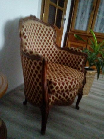 Fotele 2 ludwikowskie