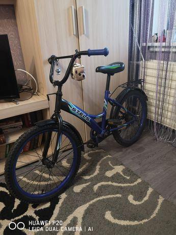 """Велосипед 18 """" Stels  Starbike синий"""