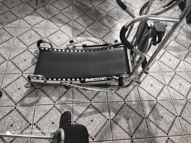 Bieżnia twister rower wiosła 4w1