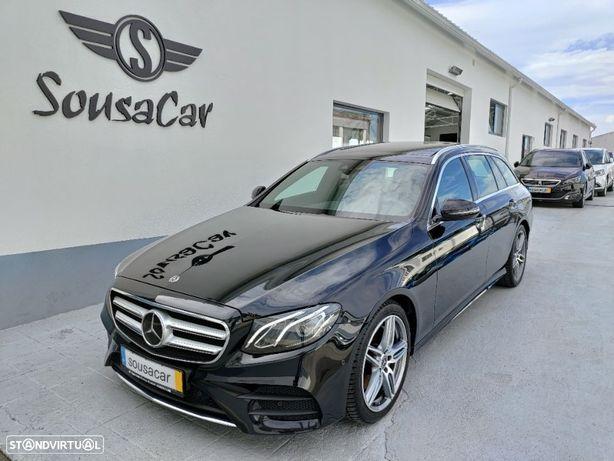 Mercedes-Benz E 200 d AMG Line