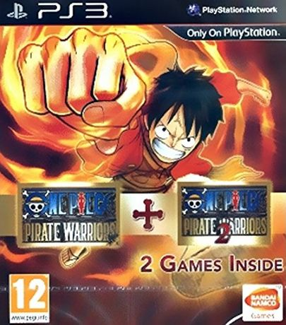 One Piece Pirate Warriors (1+2) PS3