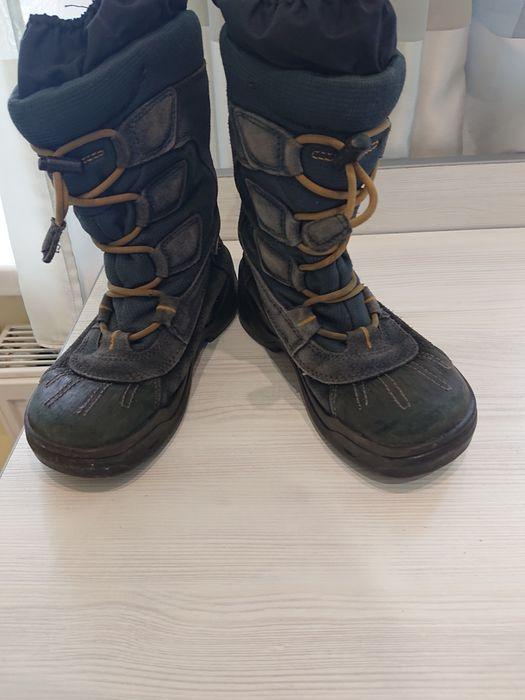 Взуття  зимове Ecco+подарунок кросівки еcco 33 Золочев - изображение 1