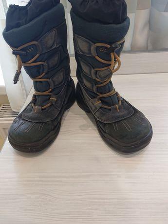 Взуття  зимове Ecco+подарунок кросівки еcco 33