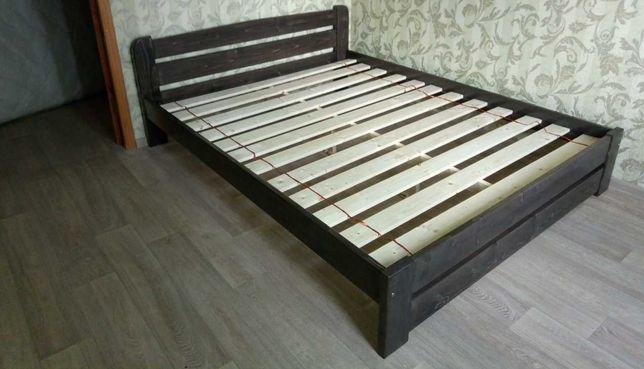 140/200 см .Кровать деревянная !