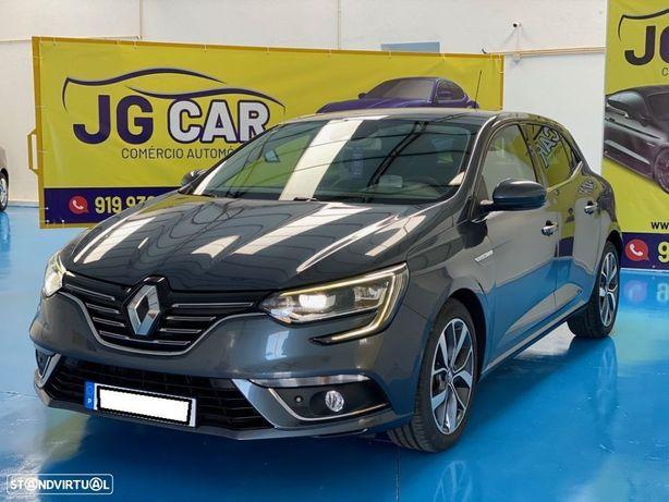 Renault Mégane 1.5 dCi Bose Edition
