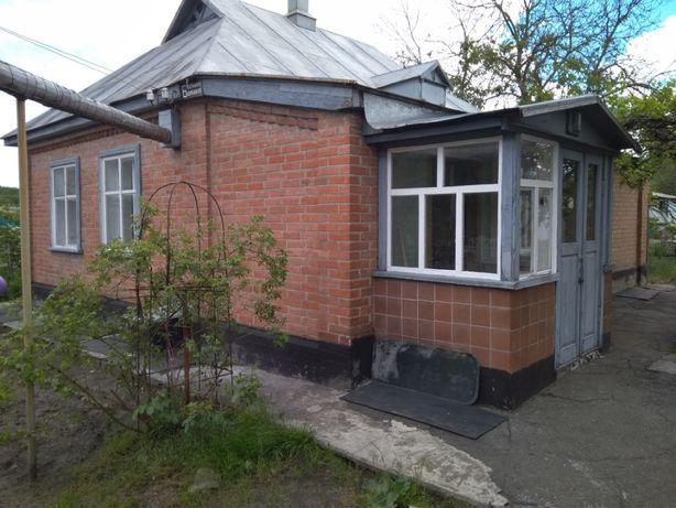 Продам или обменяю дом с. Зинцы Полтавский р-5н на квартиру с доплатой