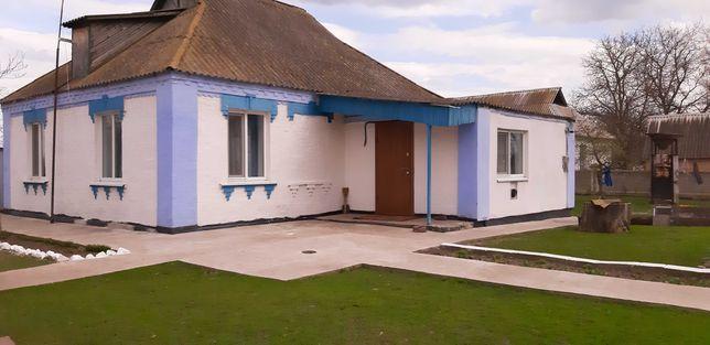 Продам будинок с. Глушки Білоцерківський район