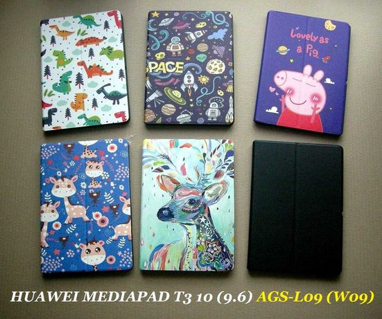 Детский чехол Huawei Mediapad T3 10 9.6 AGS L09/8 KOB-L09/M5 Lite 10