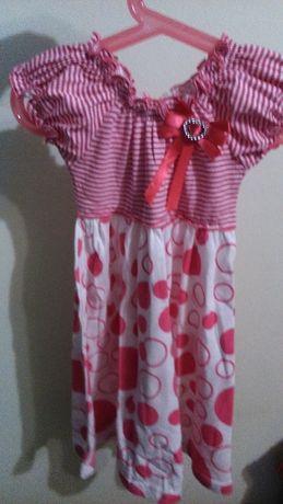 sukienka dla dzieczynki nowa wiek ok. 3 lata na prezent tania wysyłka