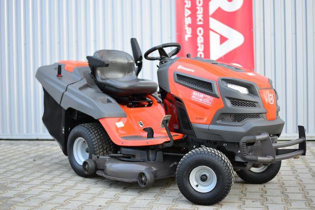 Traktorek Husqvarna TC 342 T (031201) - Baras