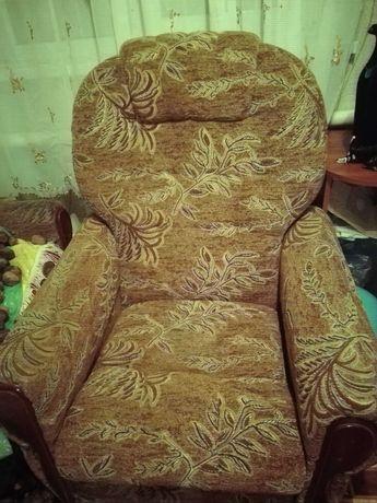 Неплохое  кресло