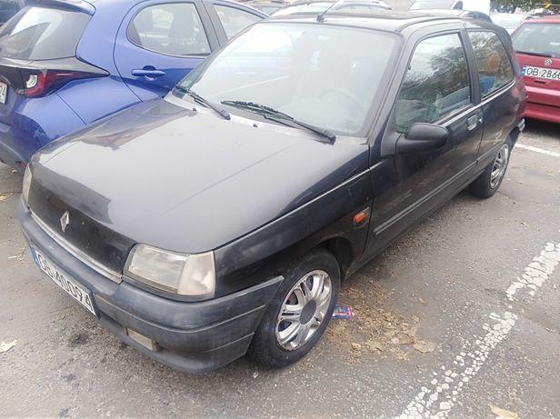 RENAULT CLIO Benzyna Aktualne Ubezpieczenie OC