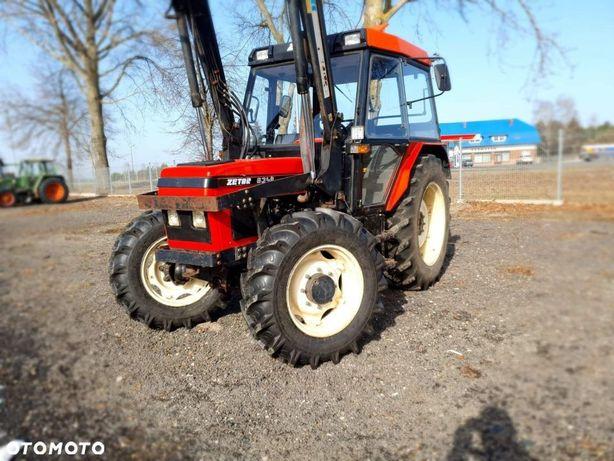 Zetor 6340  Ciągnik Zetor,Ursus