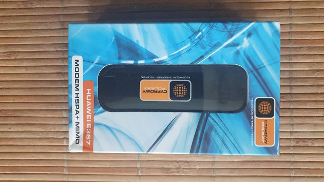 modem mobilny HUAWEI E367