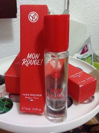 Yves Rocher Mon Rouge 10ml nowa