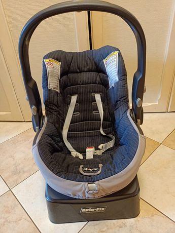 Fotelik samochodowy Chicco 0-6,5kg i łóżeczko turystyczne gratis
