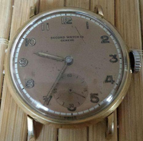 Longines - Record Watch Co Geneve