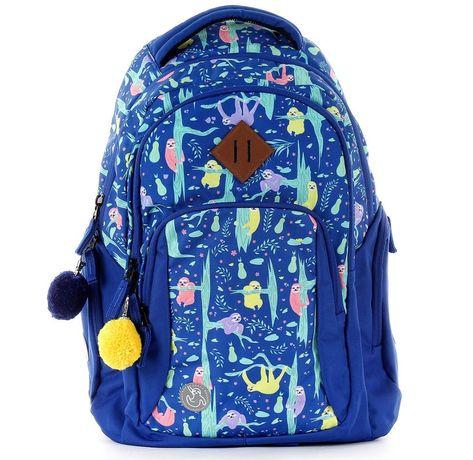 Plecak szkolny z limitowanej kolekcji Leniwiec