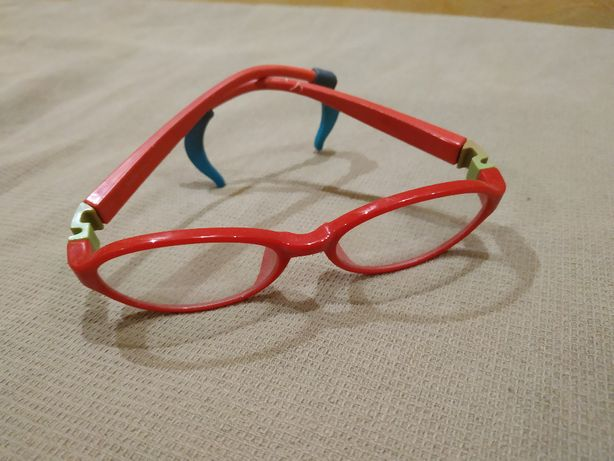 Силиконовая оправа очки детские на 4-8лет
