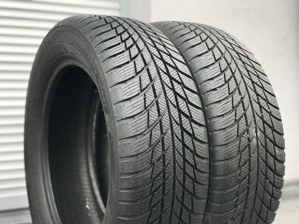 2szt zimowe 205/60R17 Bridgestone 8,2mm 2019r świetny stan! Z513