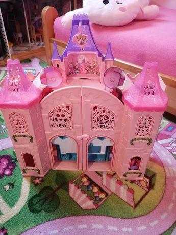 Domek,zamek mini Barbie
